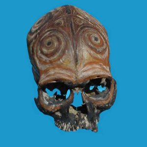 Abelam Trophy Skull